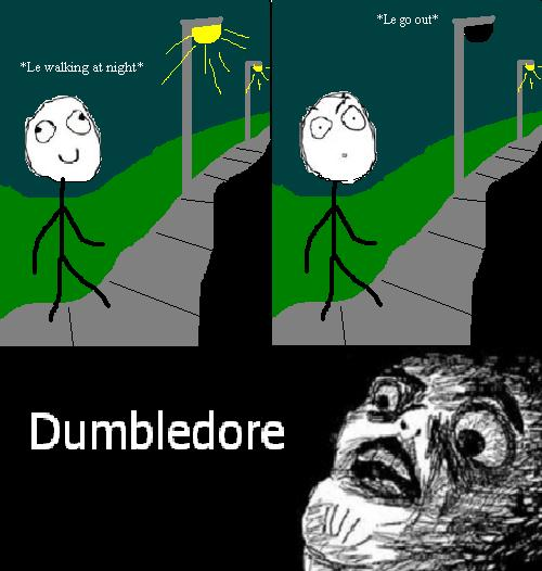 It Must Be Him - Dumbledore