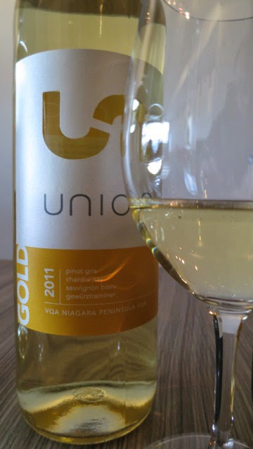 2011 Union Gold from VQA Niagara Peninsula, Ontario, Canada