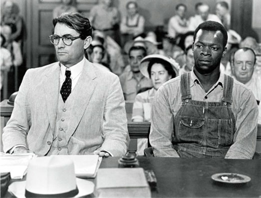 racial discrimination and tom robinsons trial in to kill a mockingbird a novel by harper lee Racism & discrimination in to kill a mockingbird  you have no voice due to the  racism of the people you call your  in the book to kill a mockingbird by harper  lee, this is the reality of  the trial in the novel, tom robinson is accused of  beating and raping a young white woman named mayella ewell.