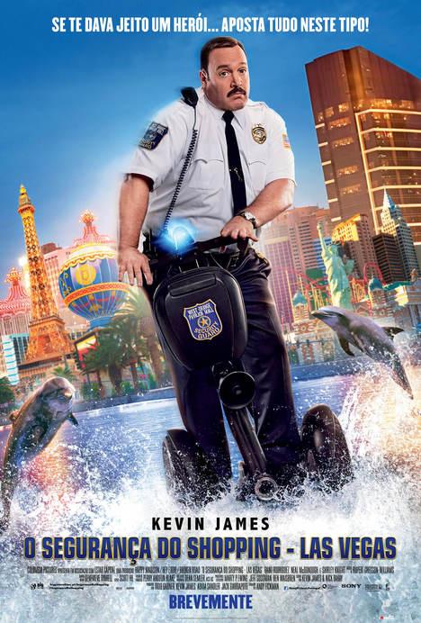 Paul Blart Mall Cops 2 [O Segurança do Shopping: Las Vegas]