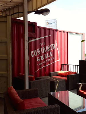 The Container Grill Bar & Bistro, Serpong
