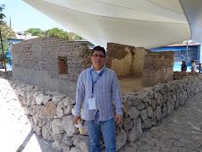 En casa donde vivió Emiliano Zapata, Morelos