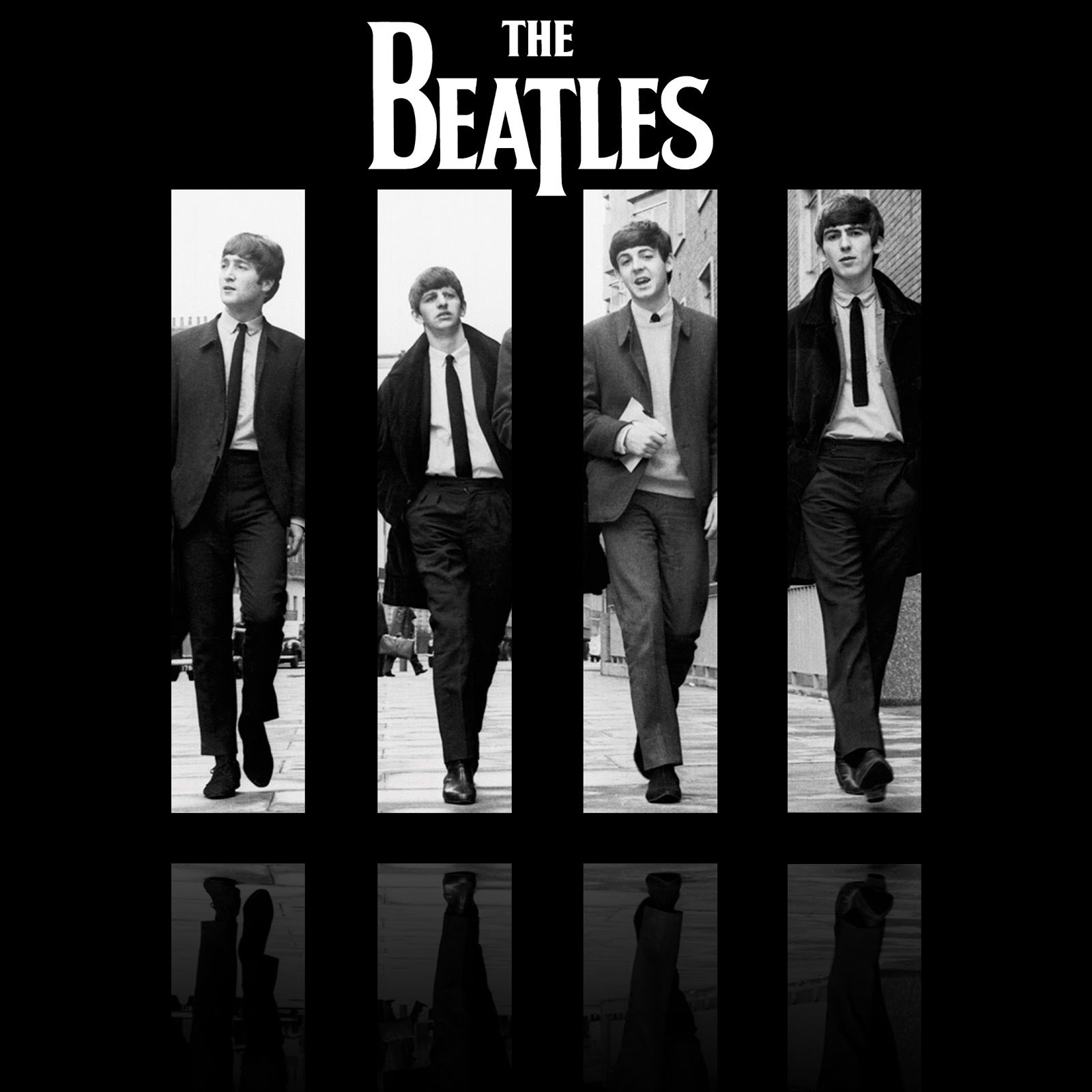 a history of the beatles in british rock music I'm older than most here, but heres a litle history rock & roll did not hit the east in full force until 1966 i graduated hs in 1955 and we were searching for music with more guitar, and more of soimething that was missing.