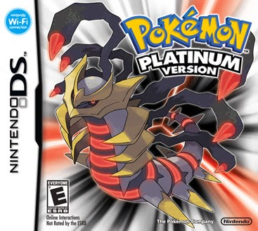 Pokemon Platinum para Nintendo DS en completo Español