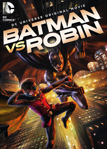 Batman vs. Robin (BRRip 1080p Dual Latino / Ingles) (2015)