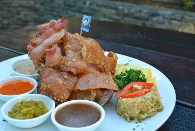 German-Pork-Knuckle-Bierhaus-Johor-Bahru