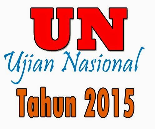 Logo Ujian Nasional 2015