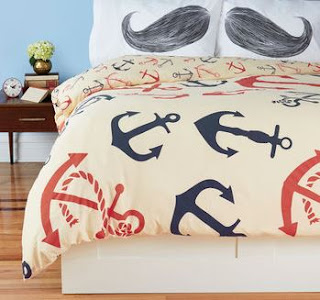 nautical bedding modcloth