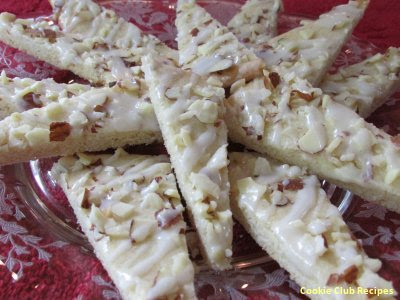 Scandinavian Almond Bars by CookieClubRecipes