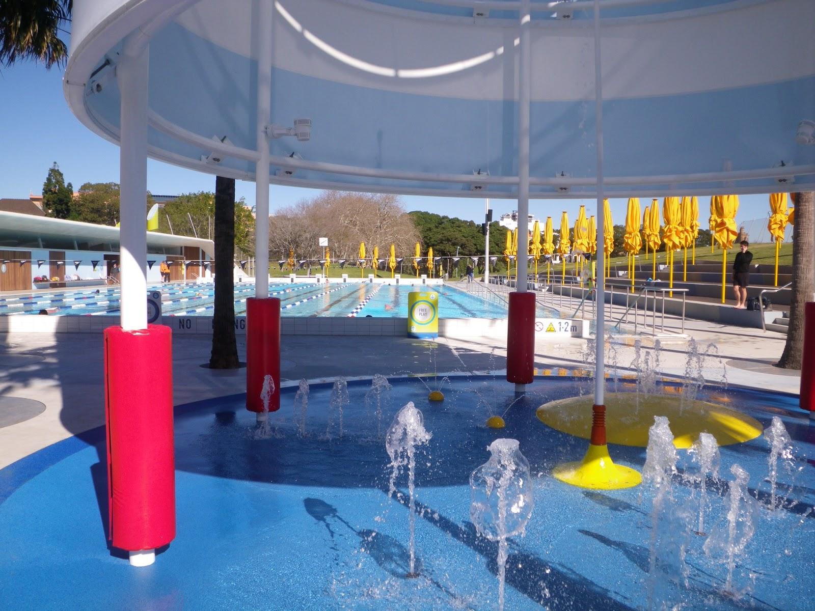 17 albert park swimming pool hours decor23 for Pool design hours