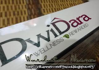 Dwidara collagen complex produk kesihatan dan kecantikan