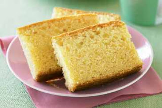 Butter Cake Recipe Idea