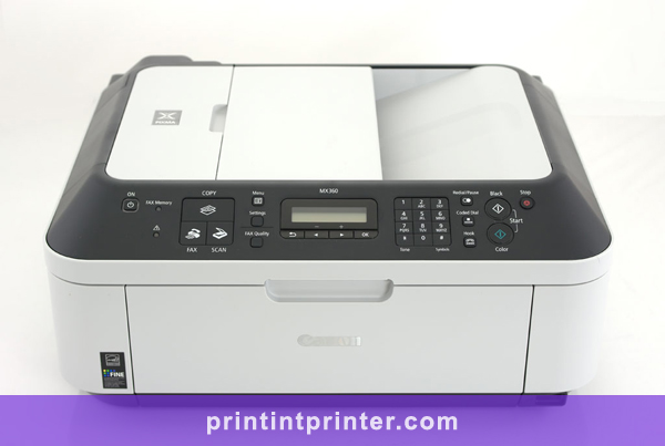 Printer Canon PIXMA MP366