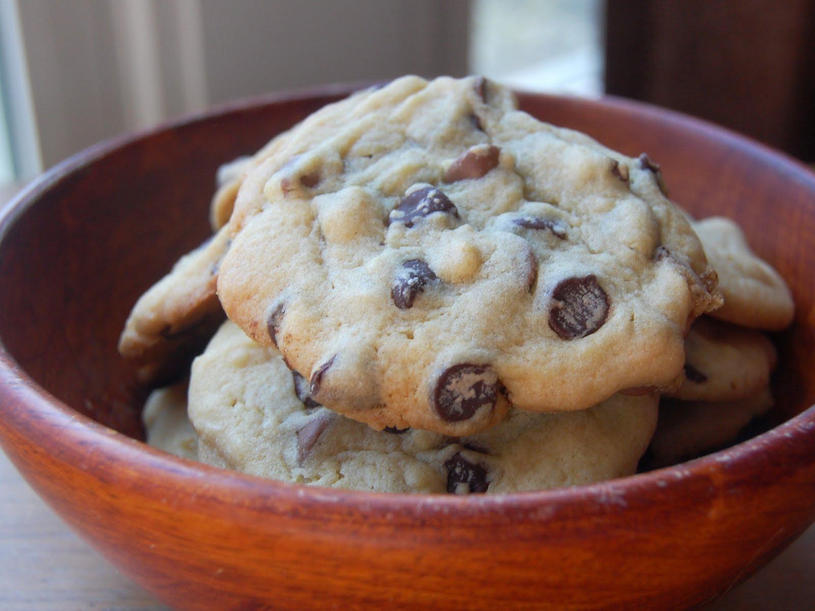 Chocolate Chip Pudding Cookies Recipe — Dishmaps
