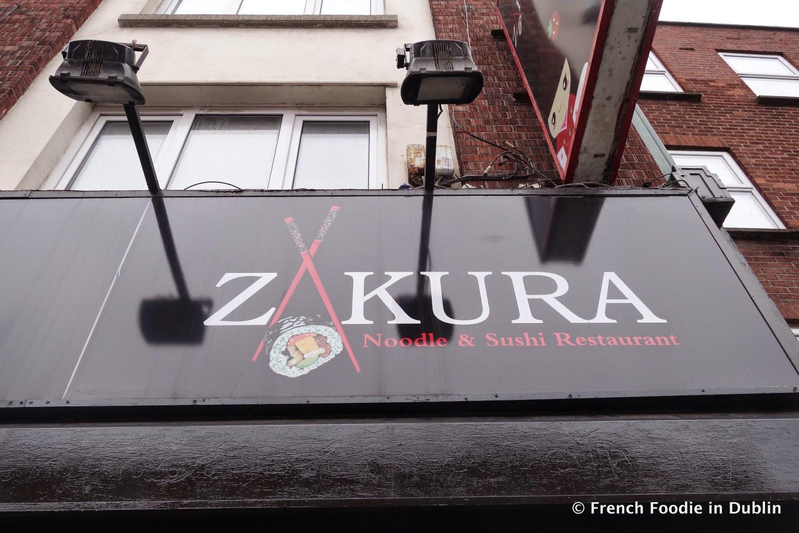 bento lunch box at zakura wexford street dublin 2. Black Bedroom Furniture Sets. Home Design Ideas