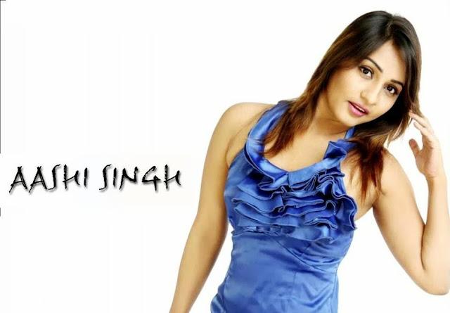 Aashi Thakur HD Wallpaper