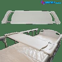 Meja Makan Pasien di Tempat Tidur Rumah Sakit (Overbed Table) ABS