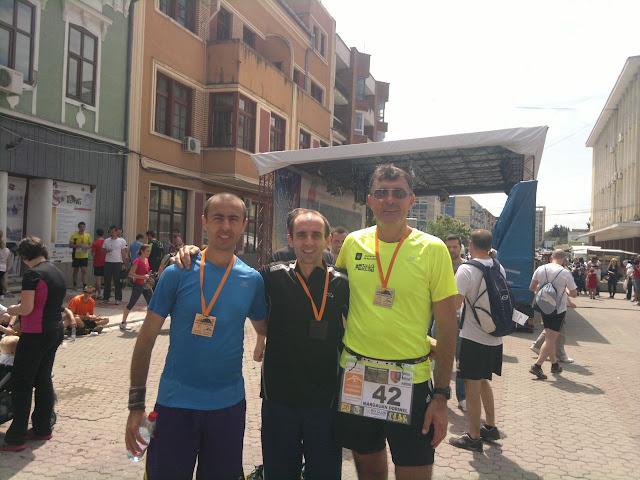 Semimaratonul Virslilor 2013 grup