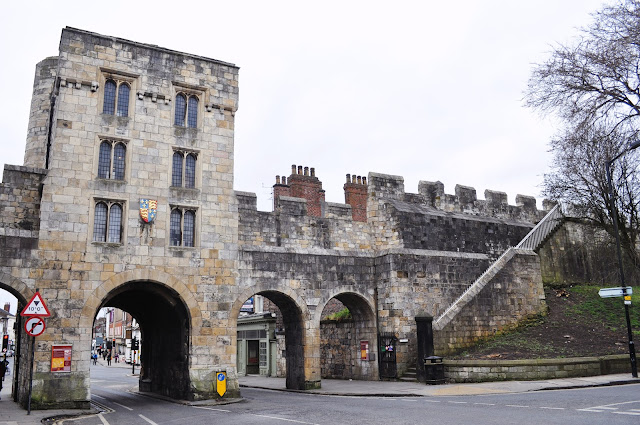 York's MIcklegate Bar