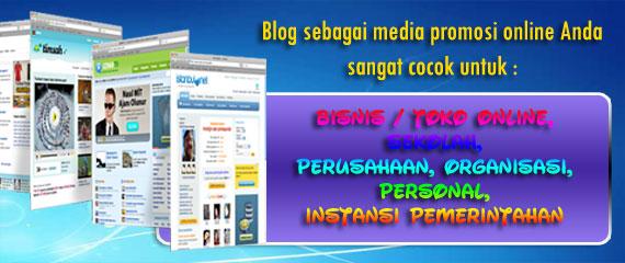 manfaat memiliki web blog