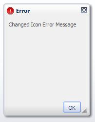 change default icons