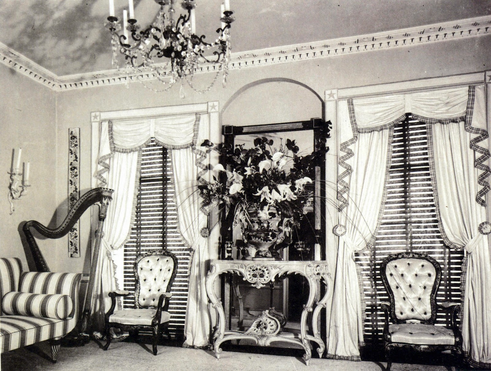 Mad About Interiors The Joy Of Painted Blinds