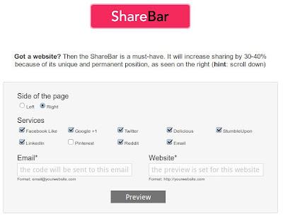 share-bar