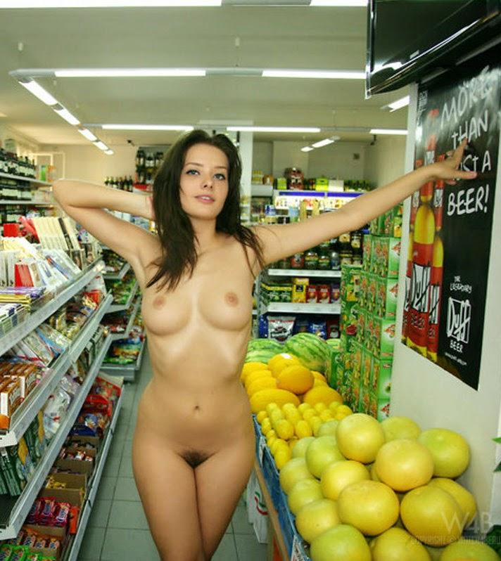 Slender Hot Girl Nude
