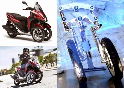 Teknologi Yamaha Tricity