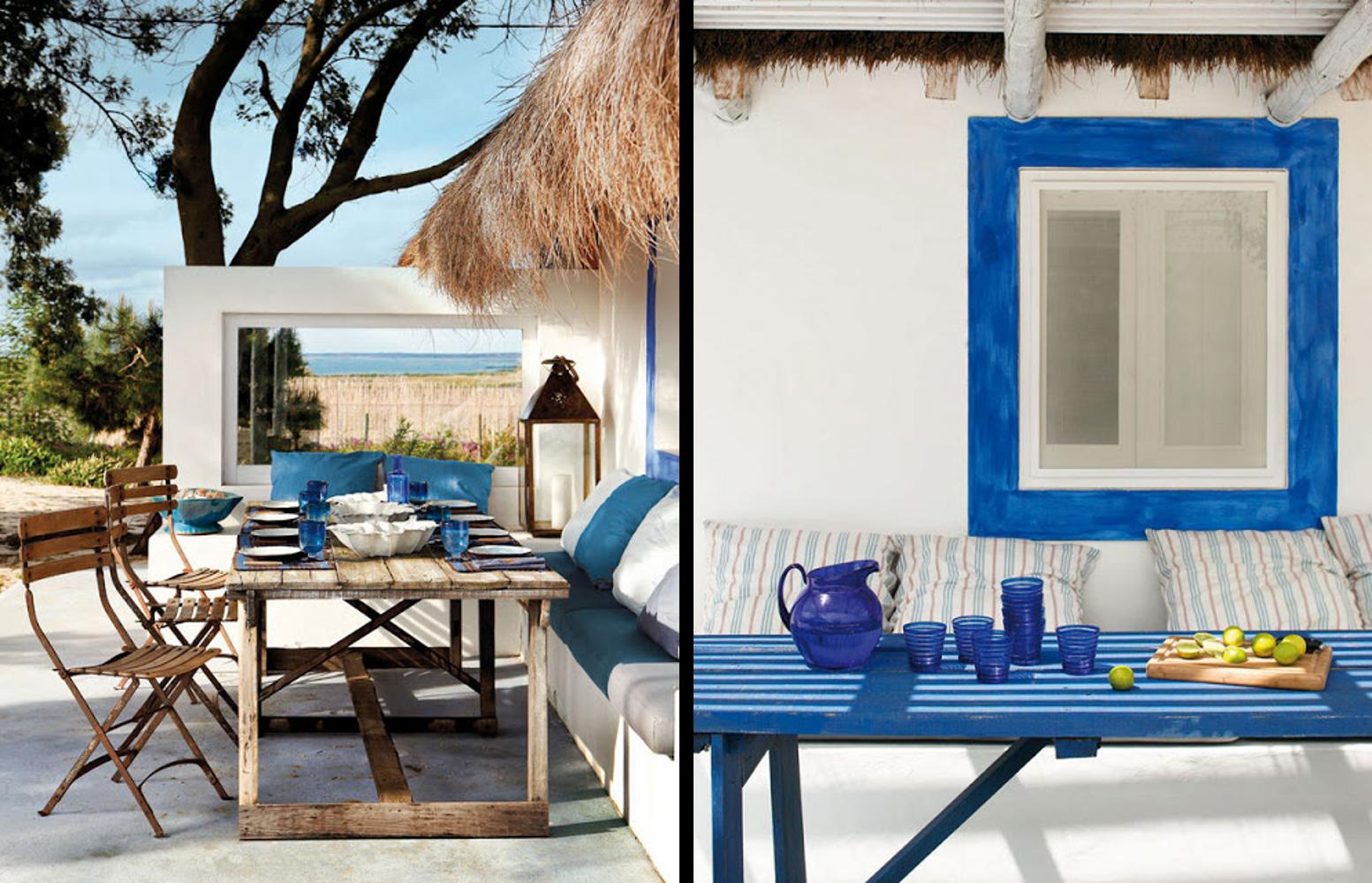 Image gallery estilo mediterraneo - Decoracion terrazas ...