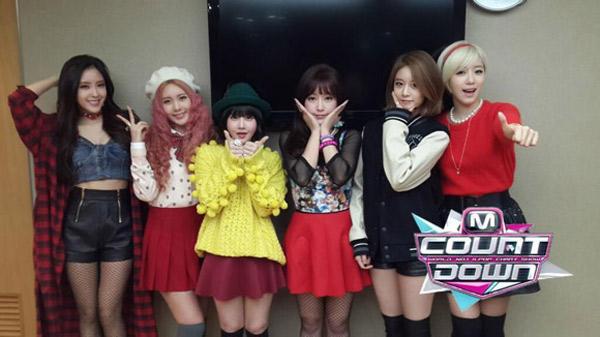 Những nhóm nữ có lượng hit khủng nhất Kpop