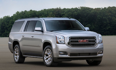 2015 GMC Yukon XL grey