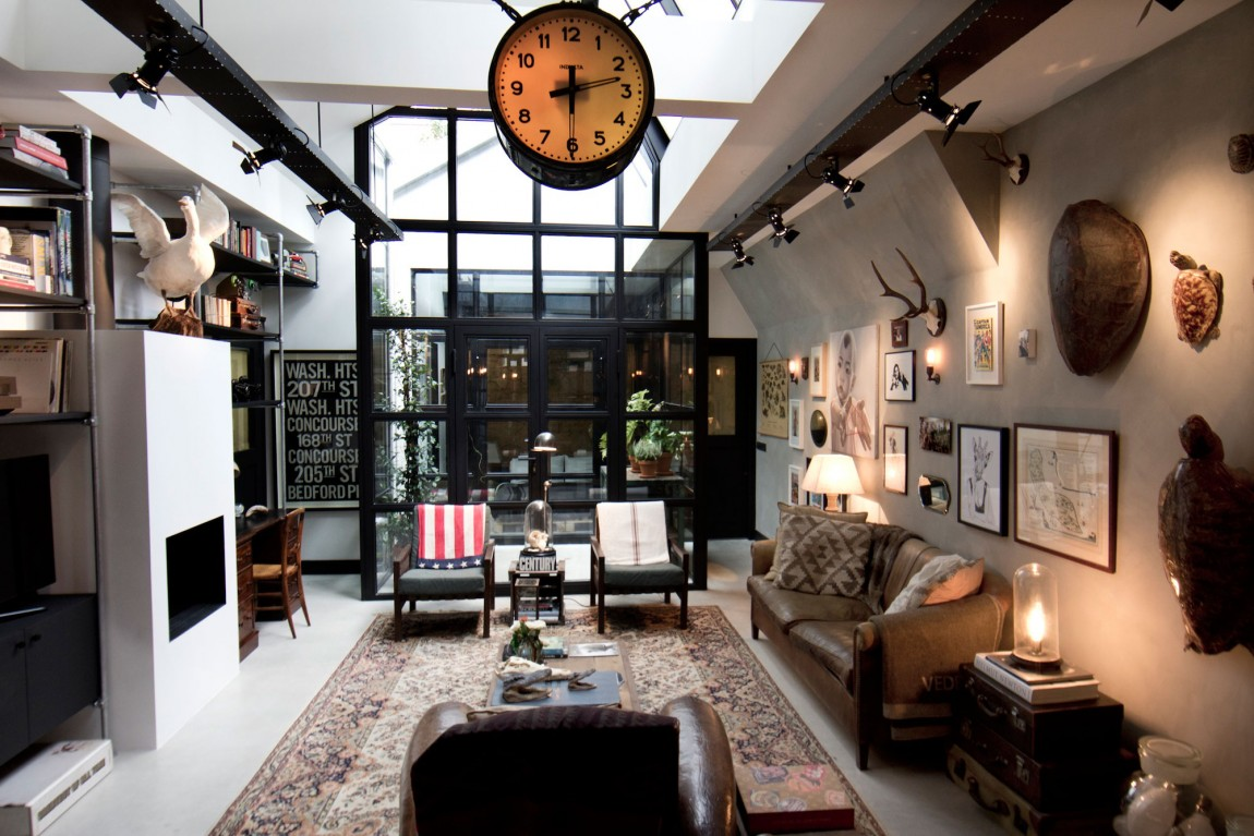 Loveisspeed garage loft amsterdam is a private for Apartments with private garage