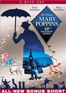 mary poppins 40th anniversary dvd set cover