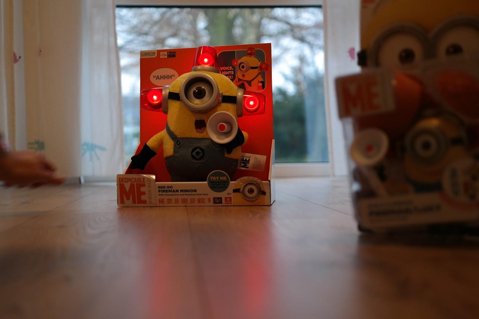 Minions im Atomlabor -  MTW -  Mondo Thinkway Toys