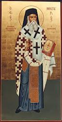 Sfantul Ierarh Nectarie -ocrotitorul nostru