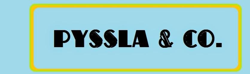 Pyssla&co: Marokkaans behang