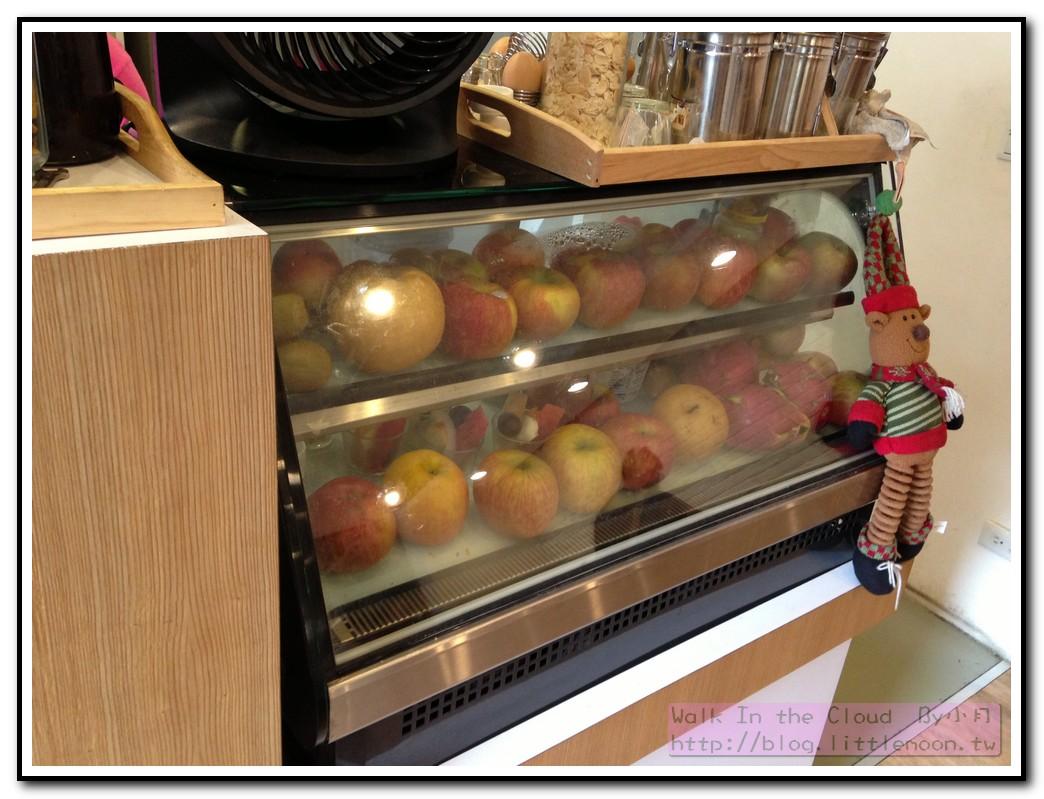 吧台水果冰箱