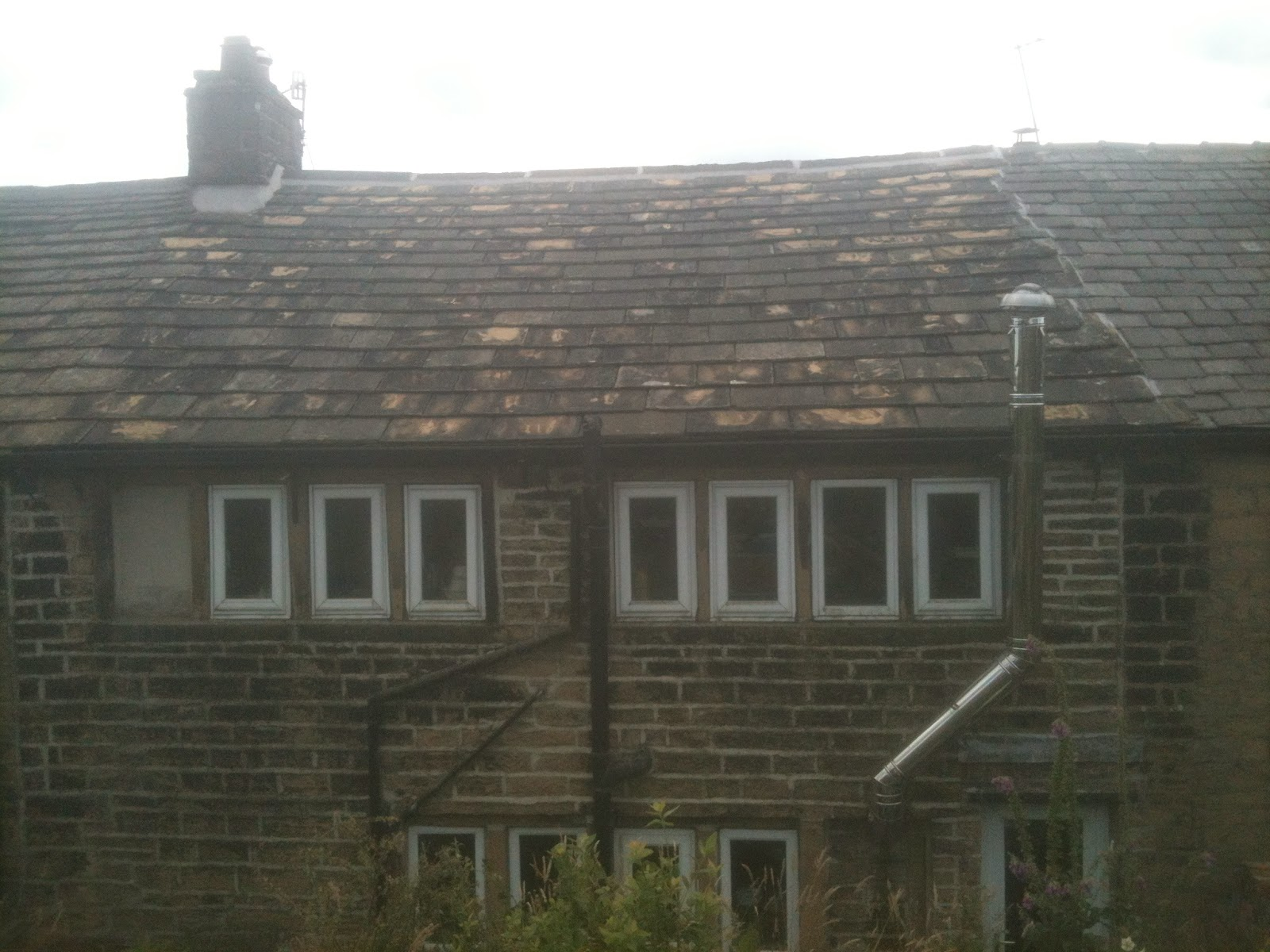 New roofs, new interiors, old secrets #lifeonpigrow