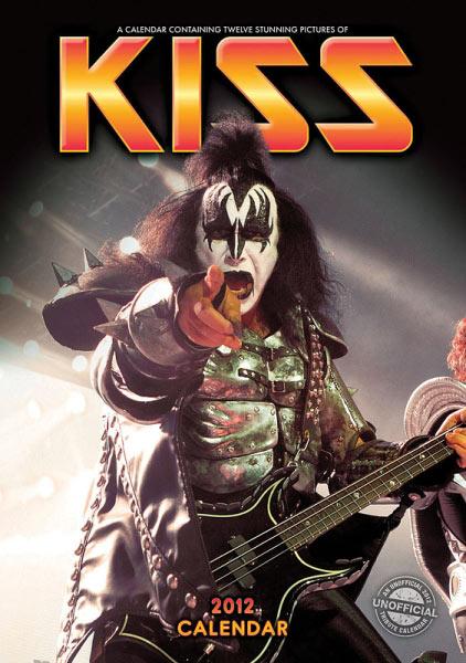 Calendario Grupo KISS