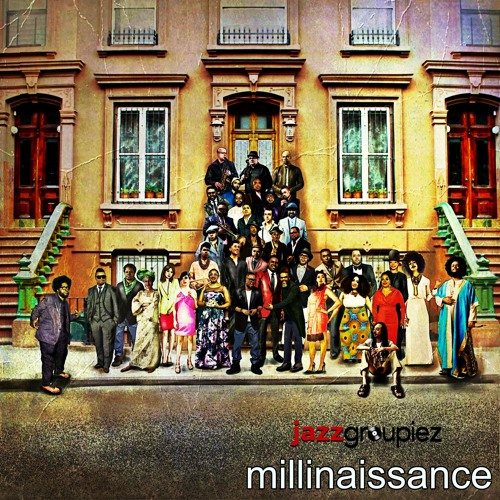Jazzgroupiez - millinaissance EP review