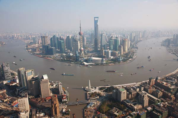 Shanghai - The Financial Capital of China