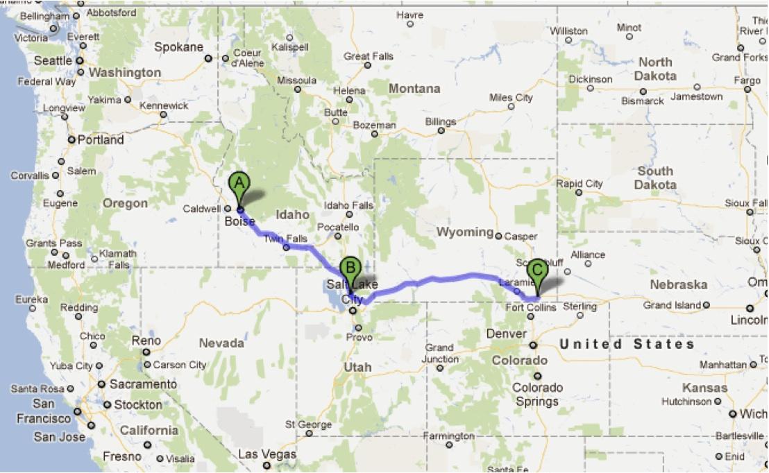 Chris Amp Rachel Day Two Idaho Utah Wyoming