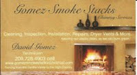 Gomez Smoke Stacks Chimney Service