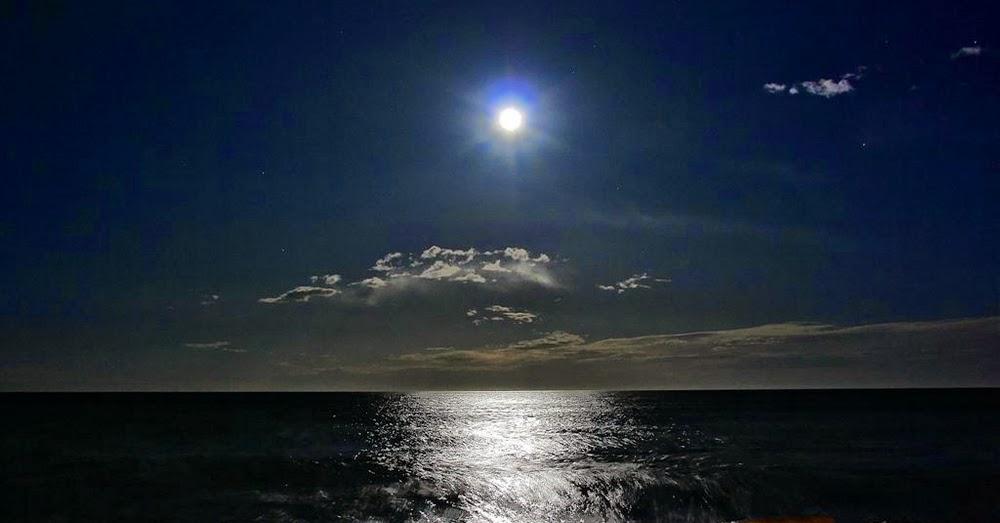 Escursione alla Sella del Diavolo con la luna piena, sabato 16 novembre 2013
