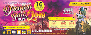 Dragon Back Run 2019 - 16 Jun 2019