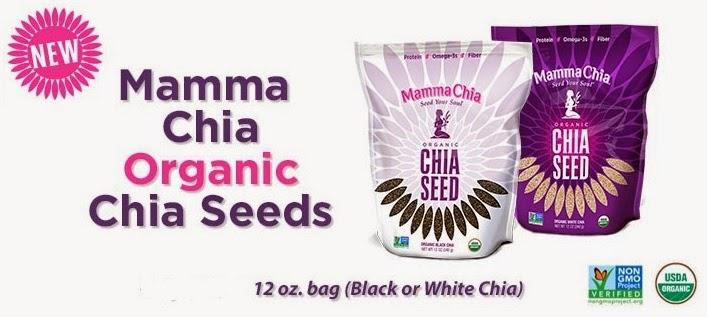 Mamma Chia Organic Chia Seeds