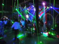 Nightclub in Yangon