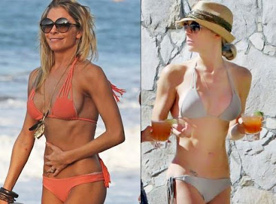 LeAnn Rimes After Breast Augmentation Surgery