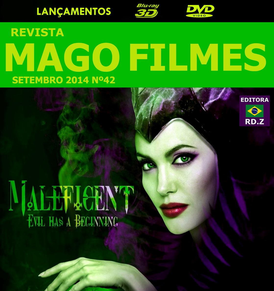 Revista Mago Filmes RD.Z